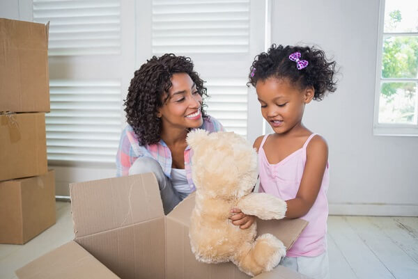 Can I Move With My Child?  Modifying Texas Child Custody Geographic Restrictions