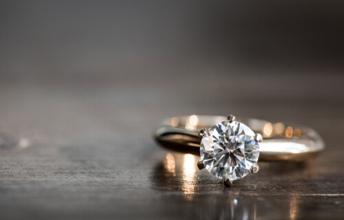 When the Wedding Doesn't Happen, What Happens to the Engagement Ring?